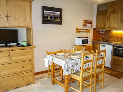 Photo for Apartment Le Taguy in Saint Gervais - 4 persons, 1 bedrooms