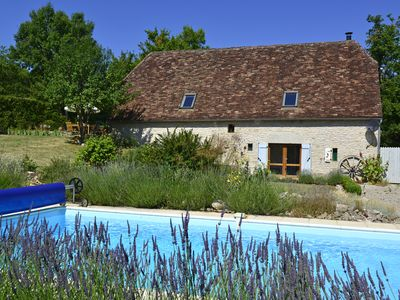 Photo for 3BR Barn Vacation Rental in Cras, Occitanie