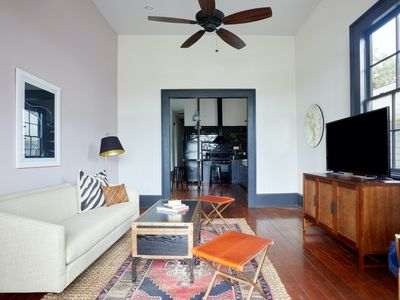 Photo for Sonder | Bywater Flats | Lovely 2BR + Balcony