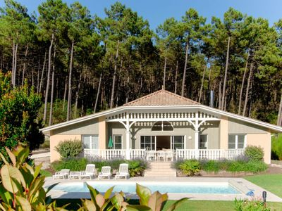 Photo for Vacation home Atlantic Green (LCA350) in Lacanau - 8 persons, 4 bedrooms