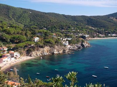 Photo for Beautiful House 100 Meters from Scaglieri Beach