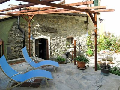 Photo for Vacation home Casa Fenera  in Dolcedo - Isola Lunga (IM), Liguria: Riviera Ponente - 4 persons
