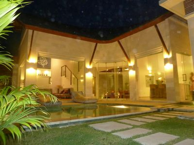 Photo for K Mea Villa - Bali-Seminyak- Oberoi district - New  - pool - jacuzzi - 6 pers