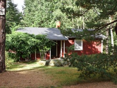 Photo for Cottage Oskarshamn for 4 persons with 2 bedrooms - Holiday house