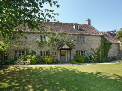 Photo for Woodmancote Farmhouse  -  a farmhouse that sleeps 10 guests  in 5 bedrooms