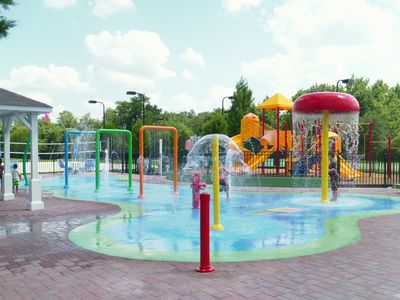 The new 2014 Splash Park !