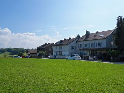 Photo for Luxury apartment with balcony, garden, 3-room, 4 persons, Lake Starnberg,