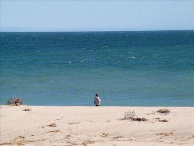100% Solar Electric, Close-in Chappaquiddick 4 BR 2 BA  1/4 Mile from the Ocean.