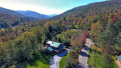Photo for Beautiful home in charming Pittsfield Vermont only a few miles from Killington.  Enjoy the wonderful, relaxing hot tub to sooth the muscles after a day on the slopes.