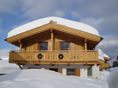 Photo for Luxury 10 people hpuse near to a lift and loipe, 1700 m high