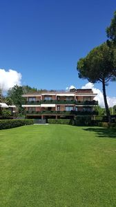 Photo for Holiday apartment San Felice del Benaco for 2 - 4 persons with 1 bedroom - Holiday apartment