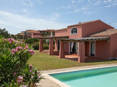 Photo for Villa Allegra with sea view, private garden and exclusive swimming pool