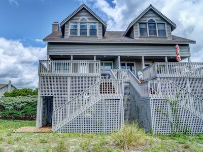 Photo for THE KRAKEN (12B): 2BR/2.5BA sleeps 6 inlet & ocean views townhome in Serenity Pt