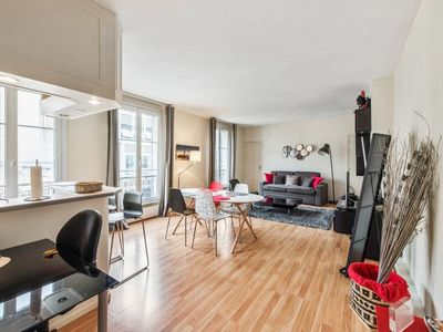 Photo for Cozy 1bd near Montparnasse for 4p