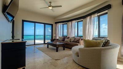 Photo for Gorgeous 3rd Floor, Building A, Beach Front