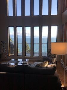 Photo for Stunning 4 Bedroom Oceanfront with Hot Tub!