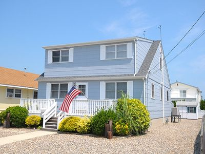 Photo for This 5 bedroom, 2 bath property is a great family rental! Located 3 1/2 blocks to the beach