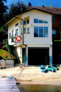 Photo for Fabulous Boathouse on the Shuswap - ideal for a Family or Romantic Getaway!