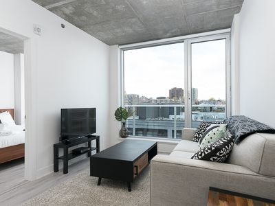 Photo for Sonder | Place des Arts | Serene 1BR + Balcony
