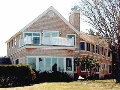 Photo for Hamptons retreat...water view. Close to Sag Harbor Village and Ocean Beaches