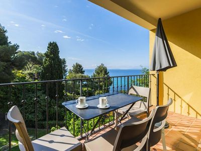 Photo for Residence du Bailli, Le Rayol-Canadel-sur-Mer  in Var - 4 persons, 1 bedroom