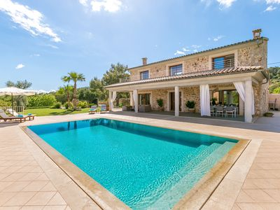 Photo for Finca Can Mutxo (042501) - Country house for 6 people in Biniamar