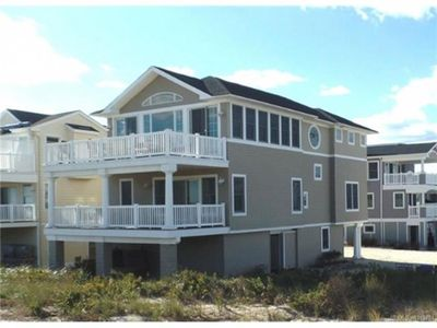 Photo for Ocean Front Home in Harvey Cedars
