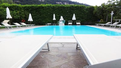 Casa Sorrento with swimming pool apartment located close to sorrento center rent