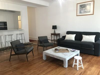 Photo for Apartment Biarritz, 2 bedrooms, 6 persons