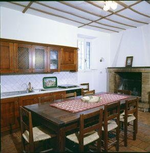 Photo for Stay in a 16th century villa - history with modern facilities 1 hour from Rome