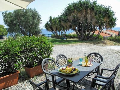 Photo for Apartment Agriturismo La Tuffatrice  in Imperia, Liguria: Riviera Ponente - 6 persons, 2 bedrooms
