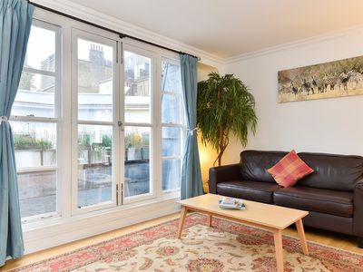 Photo for Charming flat near Earl's Court station / 4 guests