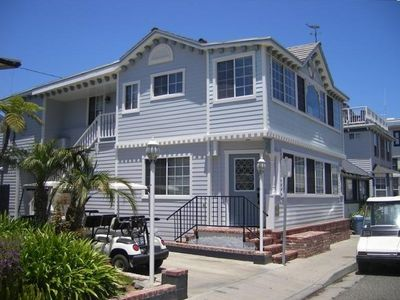 Photo for Spacious 5 bedroom home 1 block from beach