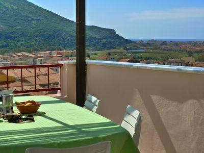 Photo for 4BR House Vacation Rental in Bosa, Sardegna