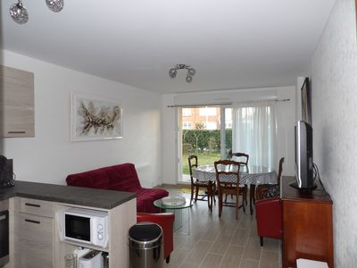 Photo for BERCK - Beautiful 3 rooms apartment - Garden closed - Parking - Internet - Classified 4 *
