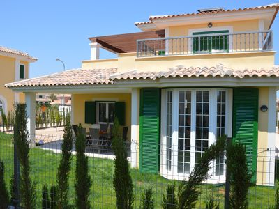 Photo for Fantastically beautiful villa with garden, near the sea, air, WiFi, pool
