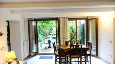 Apartment with garden in the historic center- WIFI Internet- FREE CANCELLATION