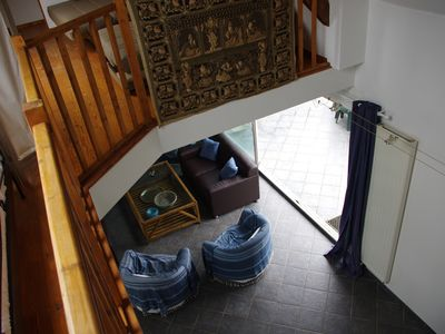 Photo for Villa has less than 50m from the beach - Exceptional location - sleeps 6-9