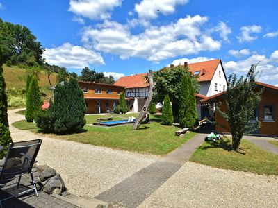 Photo for Combined flat on a farm in Kellerwald-Edersee National Park