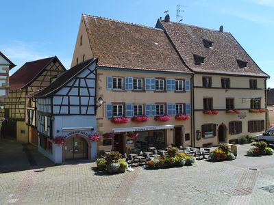 Photo for Small cottage of the Château Fleuri Eguisheim