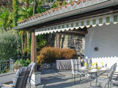 Photo for 3BR Apartment Vacation Rental in Morcote, Ticino