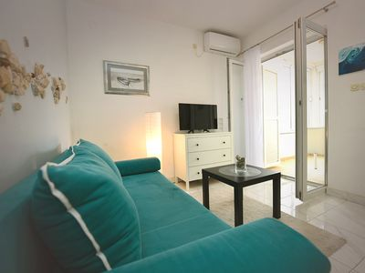 Photo for Blue Apartment On The Beach-Apartments Gogs