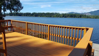 The Cabin on Lake Nahwatzel - Come and Enjoy!