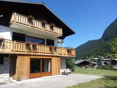 Photo for Apartment 4 persons in Morzine - Les Portes du Soleil