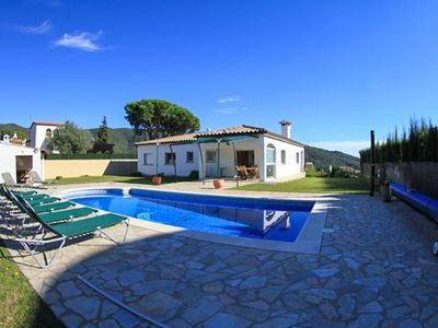 Photo for Club Villamar - Nice villa for 8 people with private swimming pool,and a nice area outside