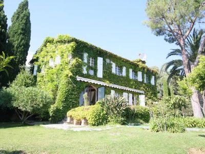 Photo for 5BR House Vacation Rental in Antibes, Provence-Alpes-Côte-D'Azur