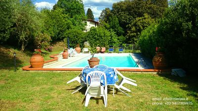 Photo for 4BR Villa Vacation Rental in Rignano sull'Arno, Toscana