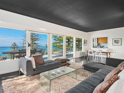 Photo for Extensive Ocean Views in Iconic Mid-Century House