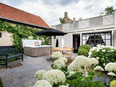 Photo for Beautiful holiday home near Bruges