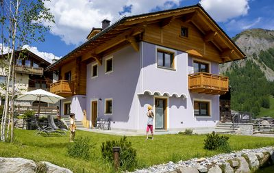 Galet Mountain Chalet